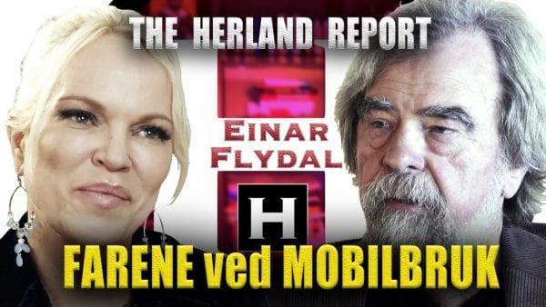 5G Corona and Influensa: Einar Flydal Herland Report