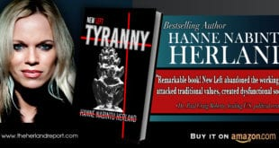 NEW LEFT TYRANNY, new book by Hanne Herland