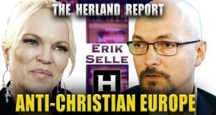 Erik Selle Christianity is African Religion, the West is Hedonism: