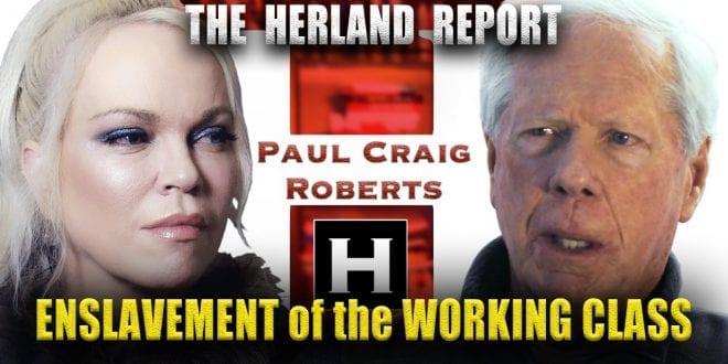 Europe should break away from Washington's control, it would deter total war Paul C. Roberts Herland Report