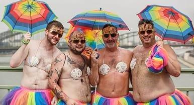 Gay Pride fyller Oslo med hedonisme tROND aLI lINSTAD