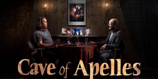 Cave of Apelles Joakim Ericsson, Herland Report