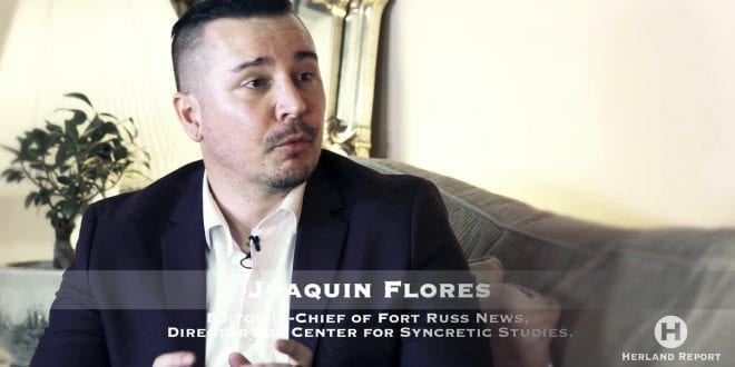 How to start a Revolution #Ukraine Libya Jugoslavia - Joaquin Flores, Herland Report