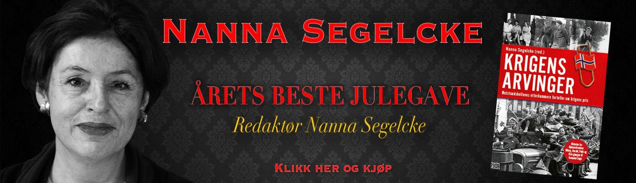 Nanna Segelcke Krigens Arvingr