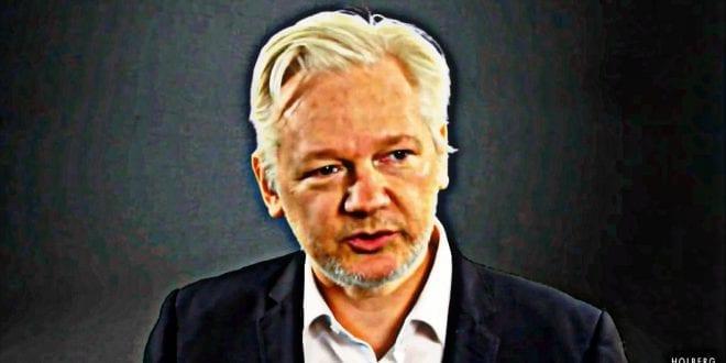 Julian Assange, Holberg Prize