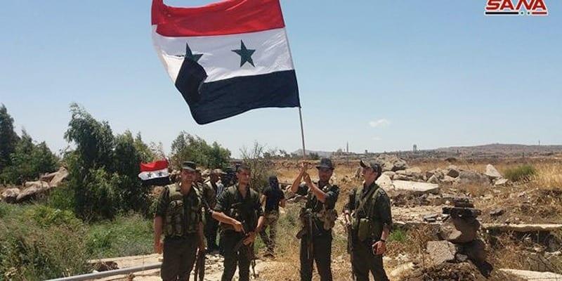 Syrian Arab Army Sana