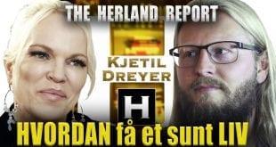 TV intervju med Kjetil Dreyer: Herland Report