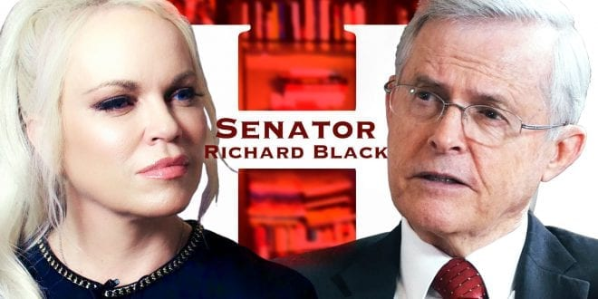 Senator Richard Black Hanne Herland Report Senator Richard Black on Deep State