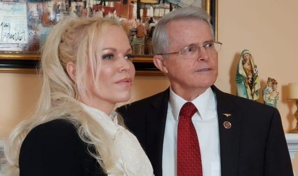 Senator-Richard-Black-Hanne-Herland-Report-Interview