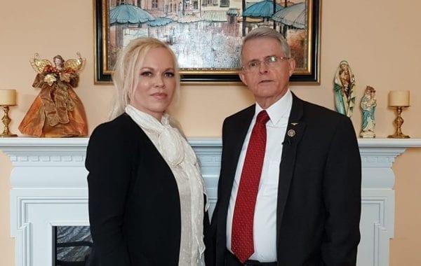 Senator Richard Black Hanne Herland Report Global reach