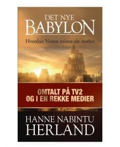 Det Nye Babylon Hanne HErland Bok