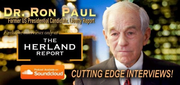 Podcast Ron Paul Feature Herland Report