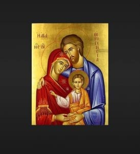 Christmas icon The True Meaning of Christianity
