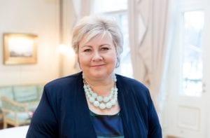 Erna Solberg Nettavisen