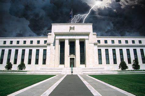 Ben Bernanke House of Weaponizing the US dollar: The Federal Reserve