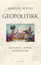 Geopolitikk omslag Bjørn Nistad Herland Report