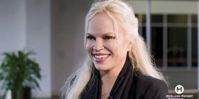 Egoism creates spiritual poverty: Hanne Nabintu Herland: Sjokkmøte med intolerante nymarxister Herland Report
