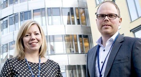 Trine Eilertsen og Gard Steiro BA