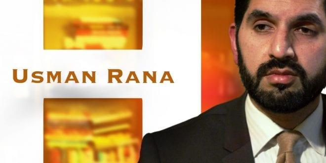 Usman Mohammad Rana Gold