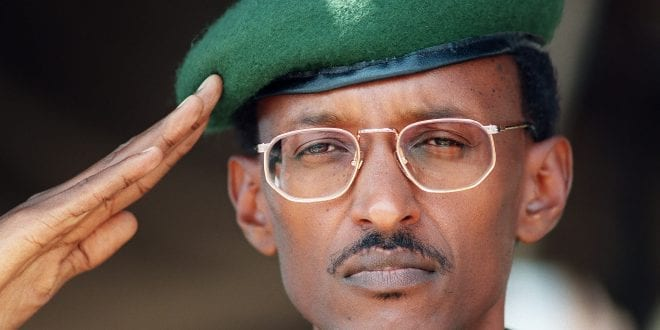 paul kagame getty rwanda africa