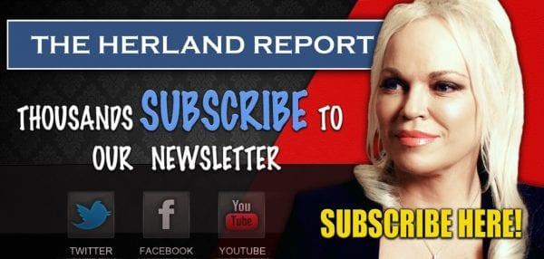 Christian Black Lives: Herland Report Subscribe banner