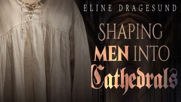 Eline Dragesund Spaping men into Cathedrals Cave of Apelles Herland Report