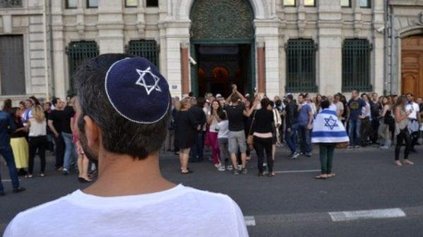 France Jews should leave AFP