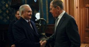 Turkey - NATO secures rulership of Libya as Russian ally Haftar faces defeat: Haftar-LNA-Lavrov-Moscow-Russia-Libya-2020
