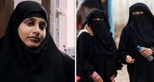 ISIS brides UK Express