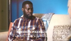 Deedran Franklin in Hanne Herland Report show