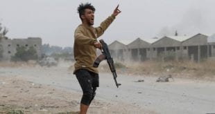 Medieløgner i Libyakrigen NATOS overgrep i Libya Libya 2020, government loyalist in war torn country