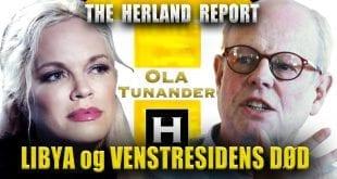 TV intervju Ola Tunander om Libya Ola Tunander