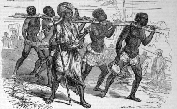 Muslim Transatlantic Slave Trade: Raymond Ibrahim