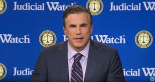Judicial Watch Tom Fitton Report: Judicial Watch analysis finds 29 states with voter registration over 100%: