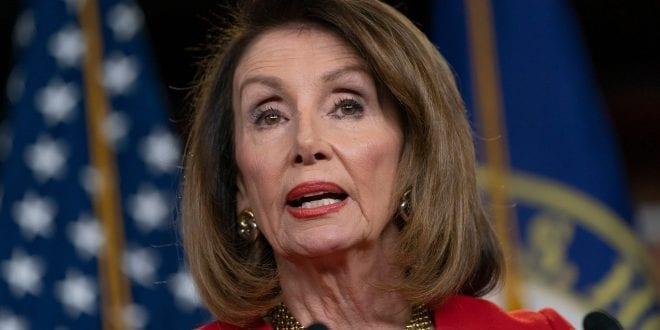 Nancy Pelosi Democrats Launch Assault on Red State America, Civil War Heats Up, Shutterstock
