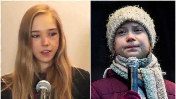 Finally comes climate-realist Naomi Seibt: Greta Thunberg George Soros Herland Report