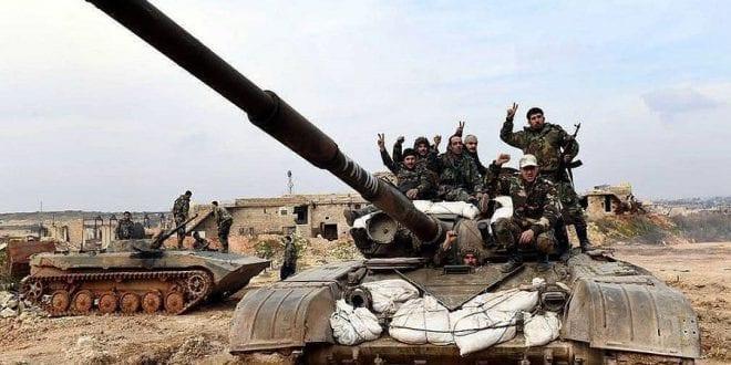Lars Jorgensen, Syria, Assad, Herland Report