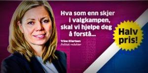 Faktisk.no Kristoffer Egeberg leverer pinlig lavmål, det blir nesten komedie, Pål Steigan saken Trine-Eilersen-Aftenposten