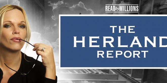 Soviet Union dystopia: Herland Report banner