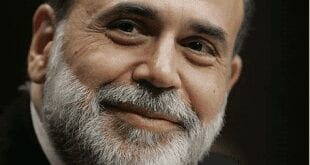 Ben Bernanke House of Weaponizing the US dollar: