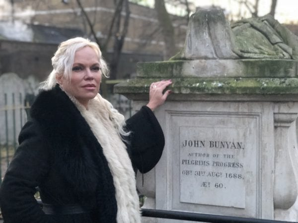 Palmesøndag midt i Norgeshistoriens største finanskrise Hanne Herland John Bunyan