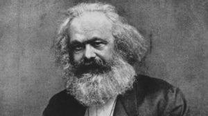 Karl Marx, father of Marxism.