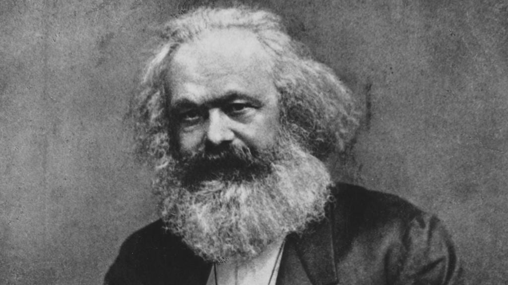 Globalist Robbery Capitalism is not the Historical Capitalism that built us: Karl Marx.