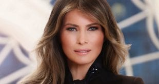 Melania Trump, First Lady. AP. Herland Report.
