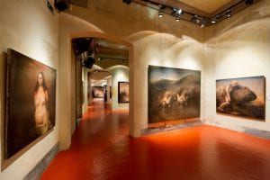 An Illegal Conversation with Boris Koller - Cave of Apelles: Odd Nerdrum