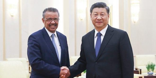 Ghebreyesus is China's man Herland Report, CNN