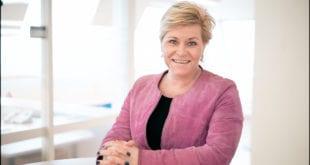 Fantastisk at FRP Siv Jensen reagerer på Solbergs milliarder ut av landet: Scanpix