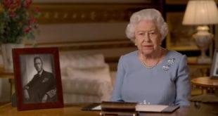 UK Queen Elisabeth BBC