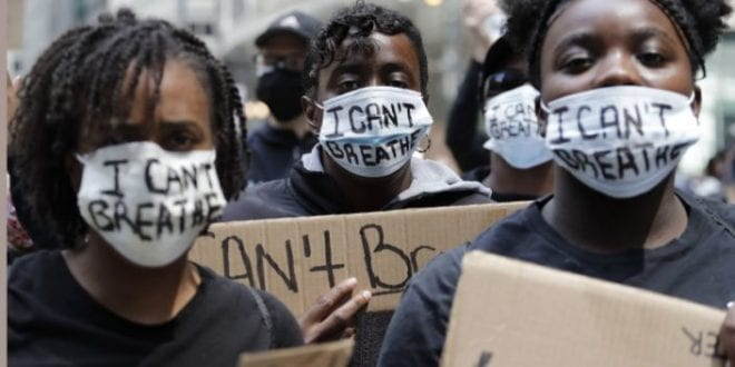 Black Lives Matter The West Has Thrown Itself Into the Waste Basket of History