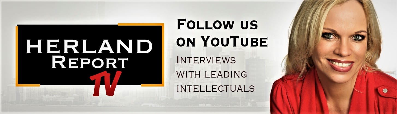 Herland Report YouTube banner